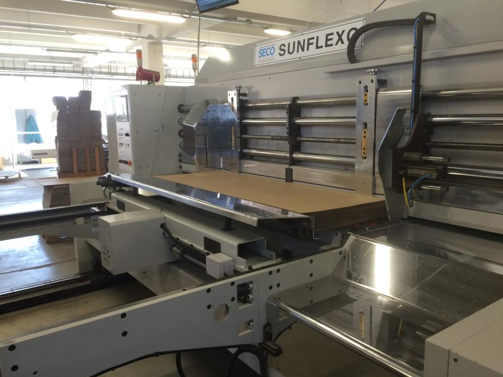 kartonové obaly - výroba